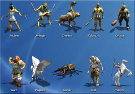 mythology icons