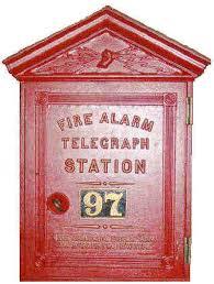 fire alarm boxes