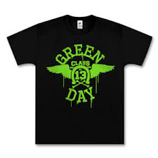 greenday t shirt