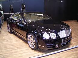 bentley car 2009