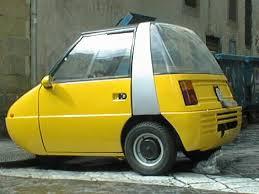1 person car