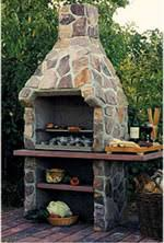 fireplace bbq