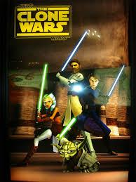 clone wars animated