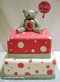 teddy bear cake pictures