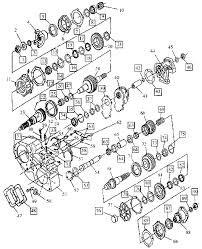 ford np205 transfer case