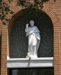 catholic statue