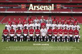 arsenal calendar 2009