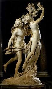 apollo and daphne sculpture
