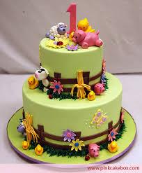 farm animals birthday