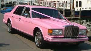pink lady car