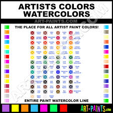 artists colors