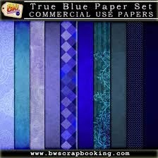 blue papers