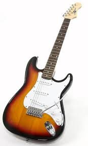 electric st guitar