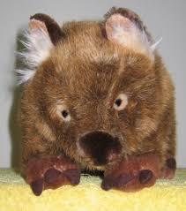 plush wombat