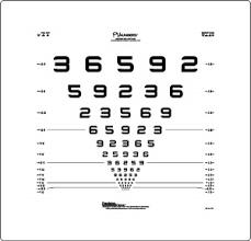 eye vision test