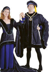 renaissance king costumes