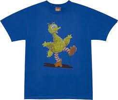 big bird shirt