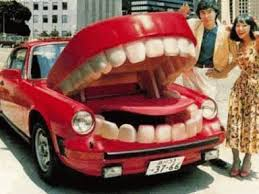car mouth