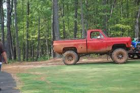 4x4 chevy truck