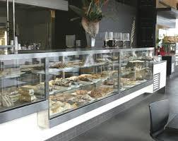 cafe kitchen design