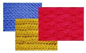 crochet squares patterns