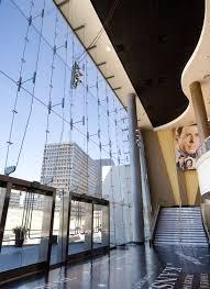 glass facade system