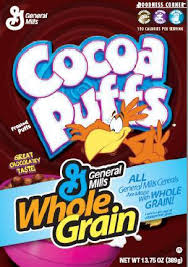 coco puffs cereal
