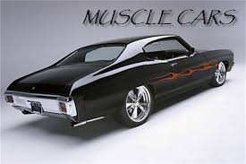 pictures of muscle cars