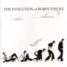 evolution of robin thick