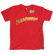 hulkamania shirts