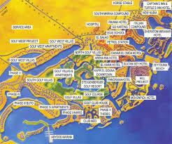 map el gouna