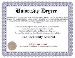 diploma example