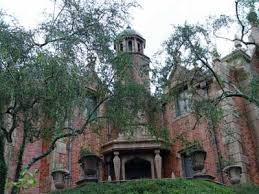 haunted mansions pictures