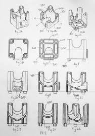 product design drawings