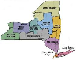 map nys