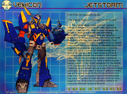 beast machines jetstorm