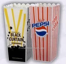 plastic popcorn