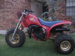 honda 250r three wheeler