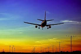 lax airplane