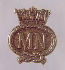 merchant navy badges