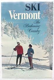old ski posters