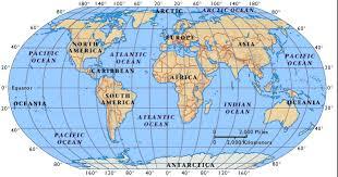 atlas map of world