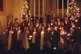 carols candlelight