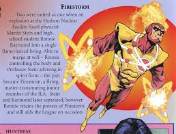 firestorm comics