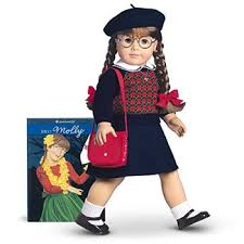 american doll molly