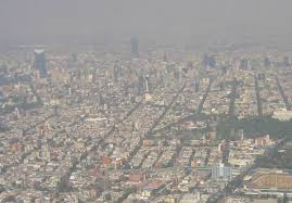 mexico city air