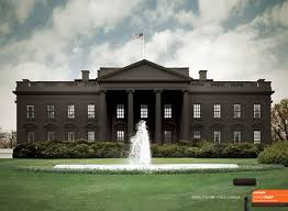 painting the white house black