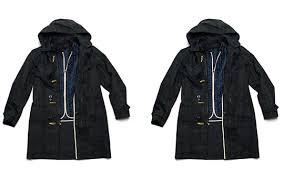 oilcloth coat