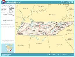 atlas of tennessee