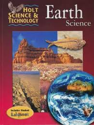 holt science and technology books